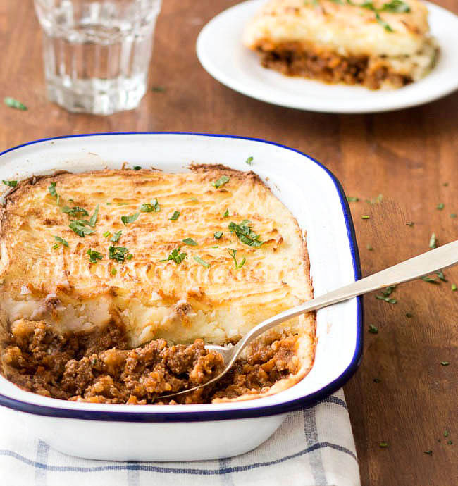 Cottage Pie Recipe - As Easy As Apple Pie