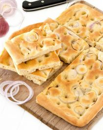 authentic focaccia recipe