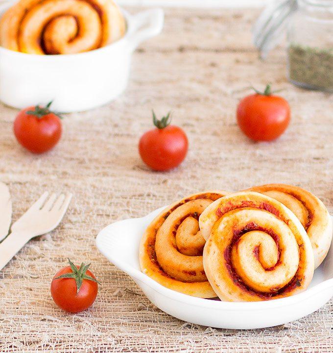 Mozzarella Pinwheels