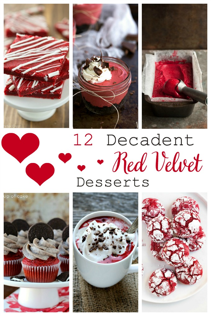 I've rounded up 15 decadent chocolate desserts you need to whip up this Valentine's Day! From mini crepe cakes to brownies to cupcakes to mini cheesecakes, these irresistible chocolate desserts are easy to make and are sure to taste just as amazing as they look!
