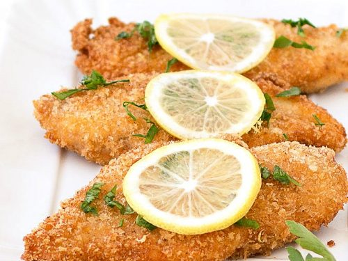 Crispy Baked Chicken Breasts As Easy As Apple Pie,How To Clean Fish Tank Filter
