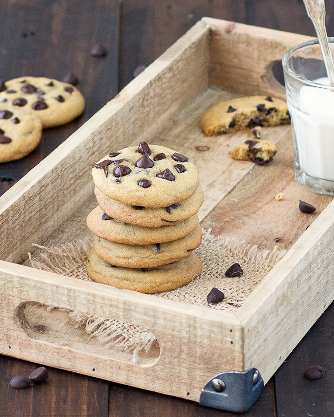 If you're looking for the perfect chocolate chip cookies , look no ...