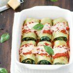easy spinach ricotta lasagna rolls