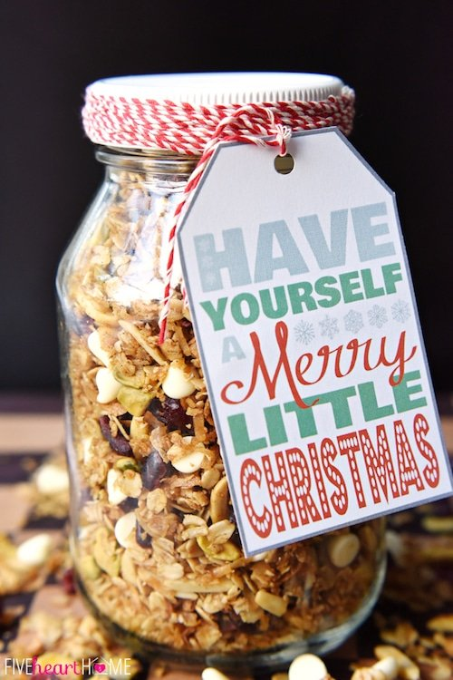 Homemade Food Gifts for Christmas - As Easy As Apple Pie