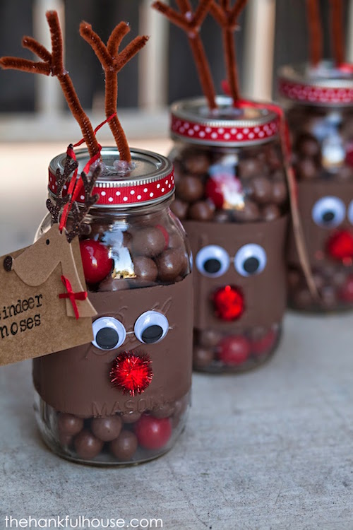 15 homemade food gifts for christmas