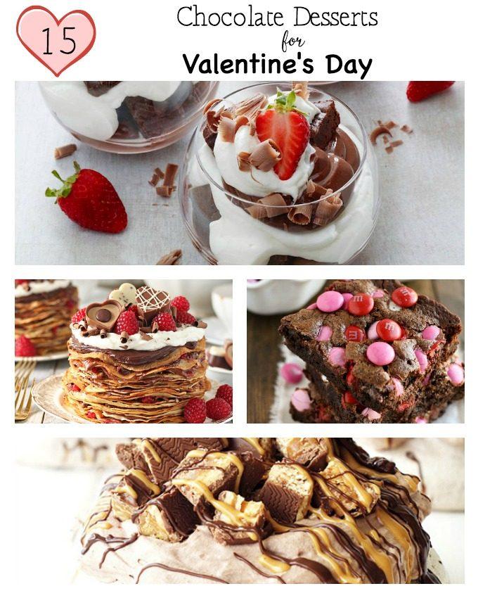 15 Decadent Chocolate Desserts for Valentine's Day