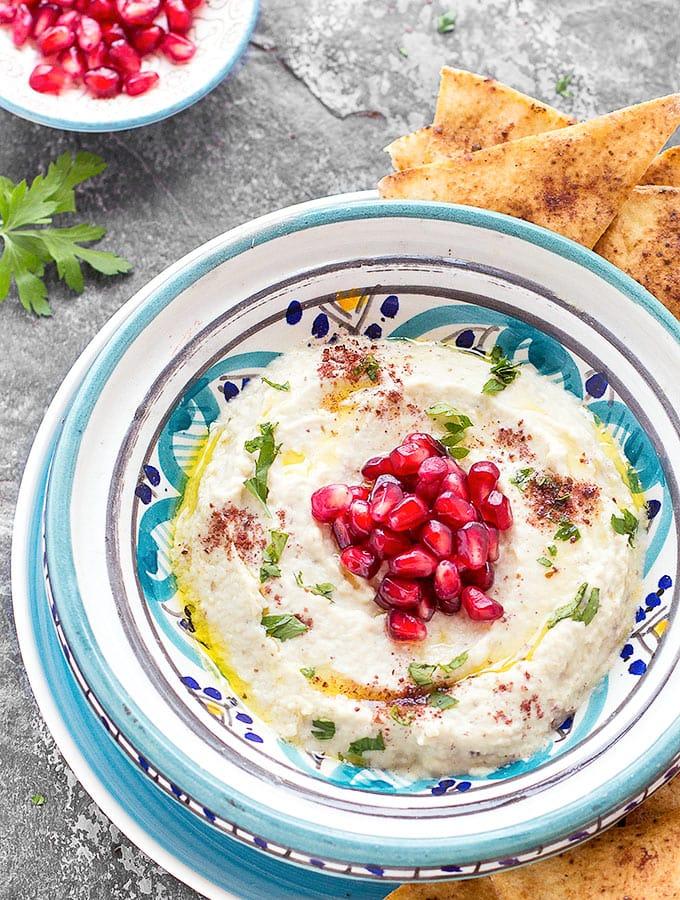 Easy Baba Ganoush Recipe - As Easy As Apple Pie