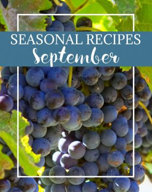 What to cook in September? Make the most of seasonal ingredients with these easy, and tasty recipes.