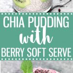 This delicious vanilla mixed berry chia pudding makes a wonderful breakfast, snack or healthy dessert! It's creamy, rich, thick and naturally sweetened.