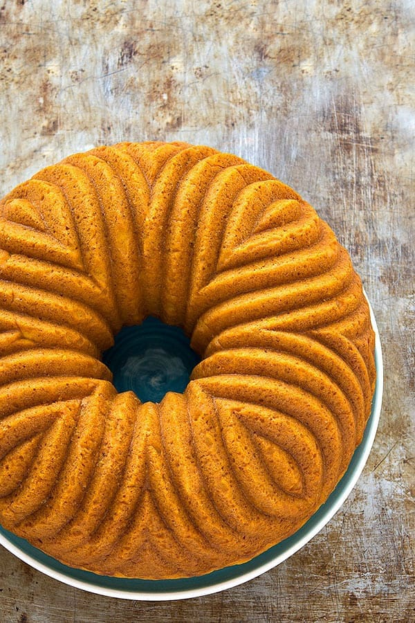 What to Cook in November - Take advantage of the seasonal bounty of winter squash, beets, and apples with these easy and tasty recipes. EASY PUMPKIN BUNDT CAKE recipe