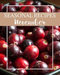 What to Cook in November - Take advantage of the seasonal bounty of winter squash, beets, and apples with these easy and tasty recipes.