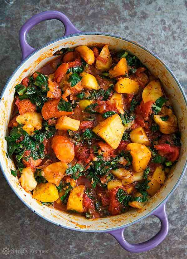 What to cook in January - Stock up on January's produce, and try these unique and delicious seasonal recipes! Roasted Root Vegetables