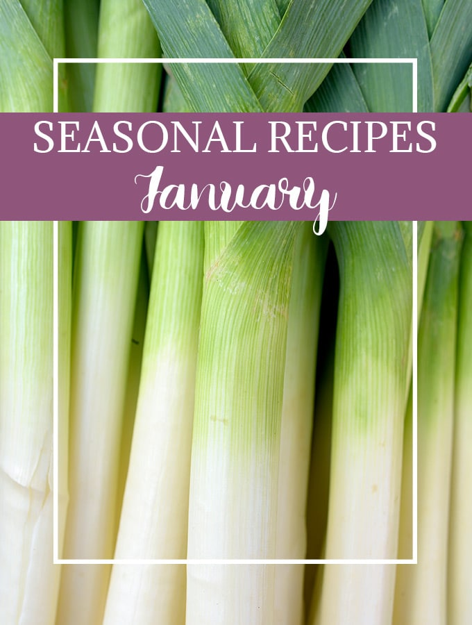 What to Cook in January
