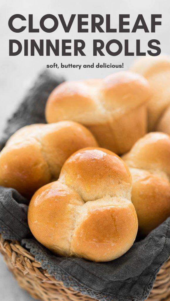 cloverleaf dinner rolls